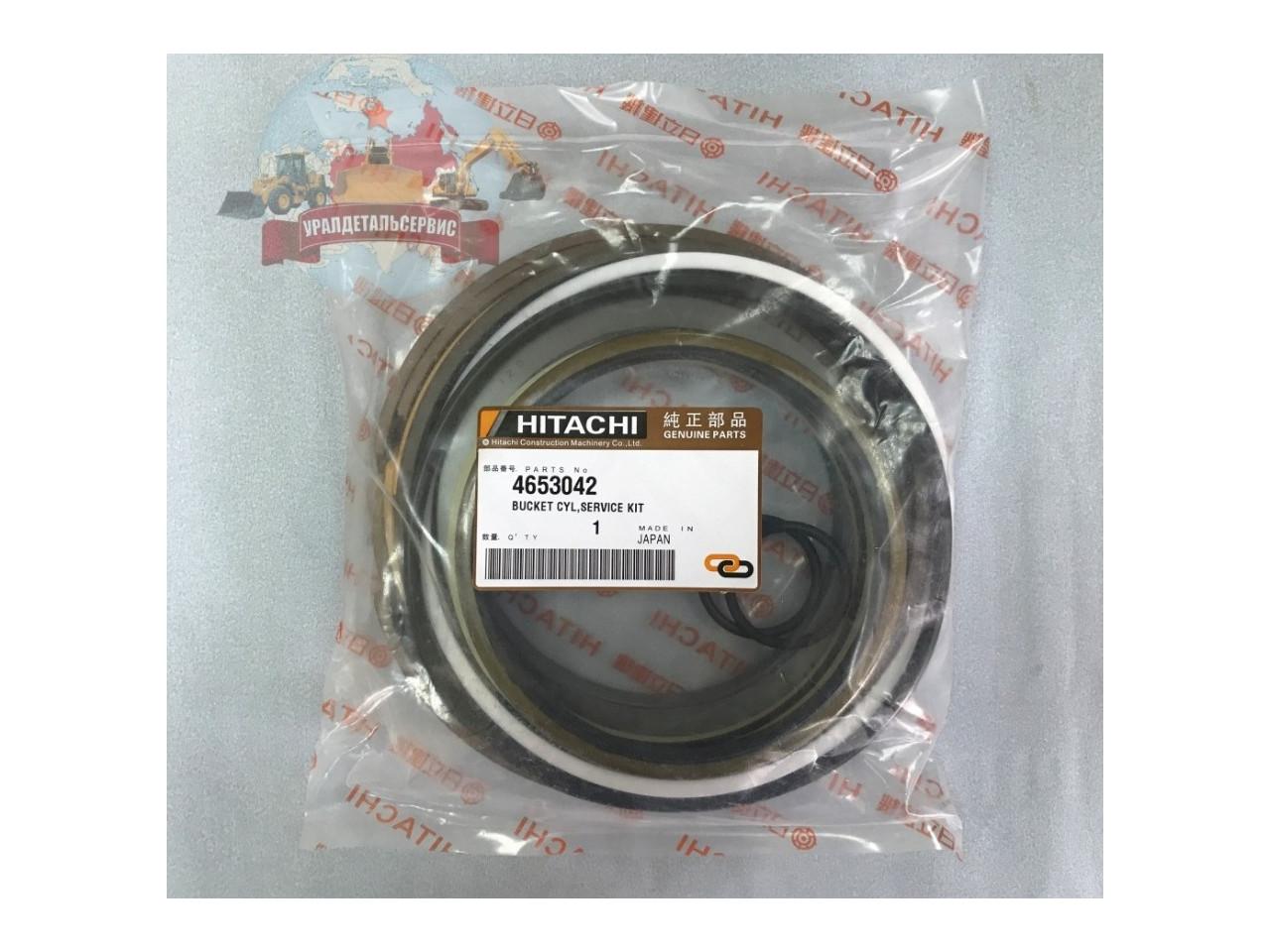 Ремкомплект г/ц ковша 4653042 на Hitachi ZX450-3
