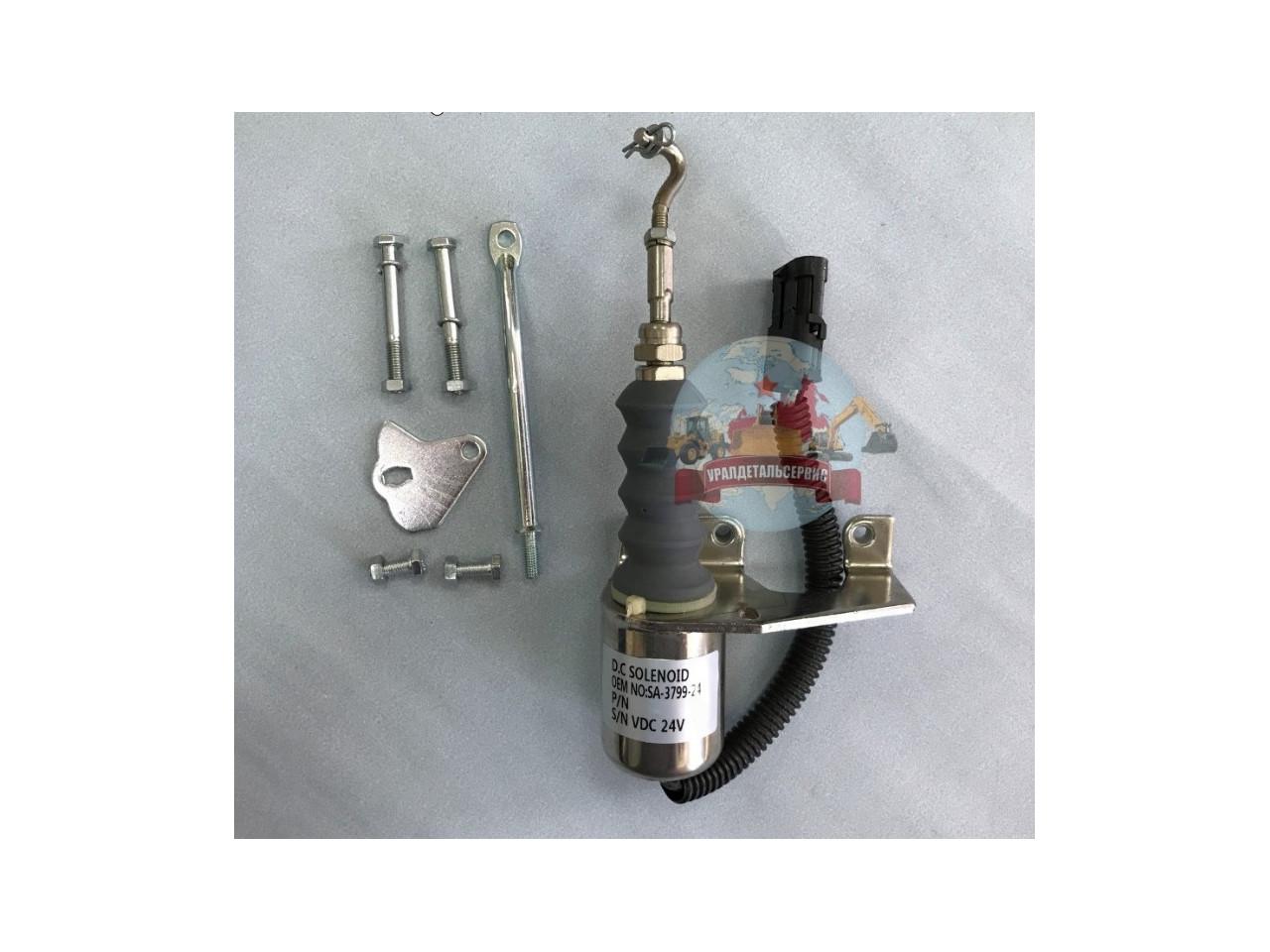 Соленоид 1751ES 24V SA-3799-24 6290050