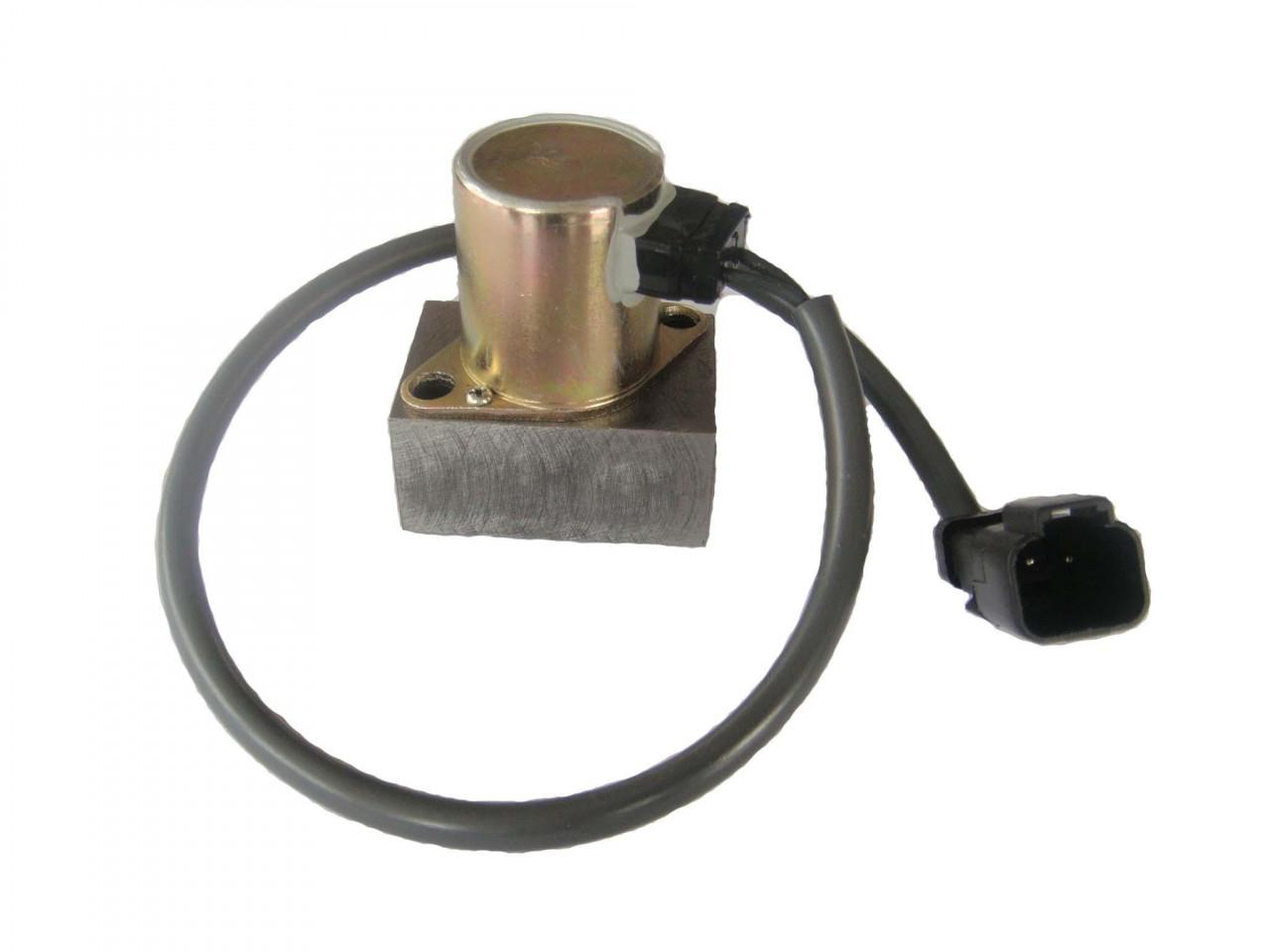 Соленоид основного насоса PC200-7 702-21-57400/57500/55901