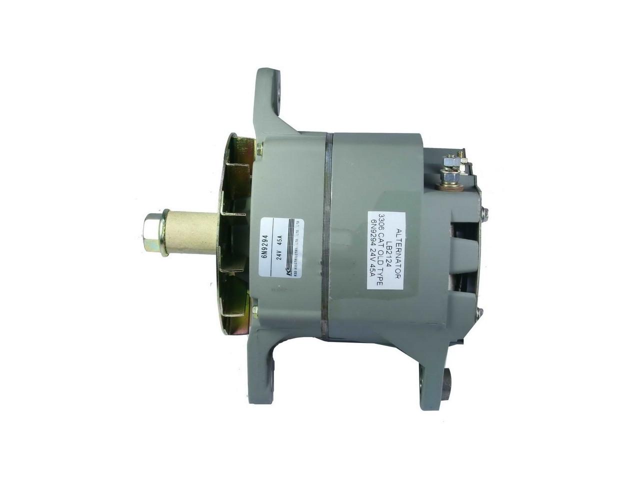 Генератор (переменного тока, старого образца) 6N9294