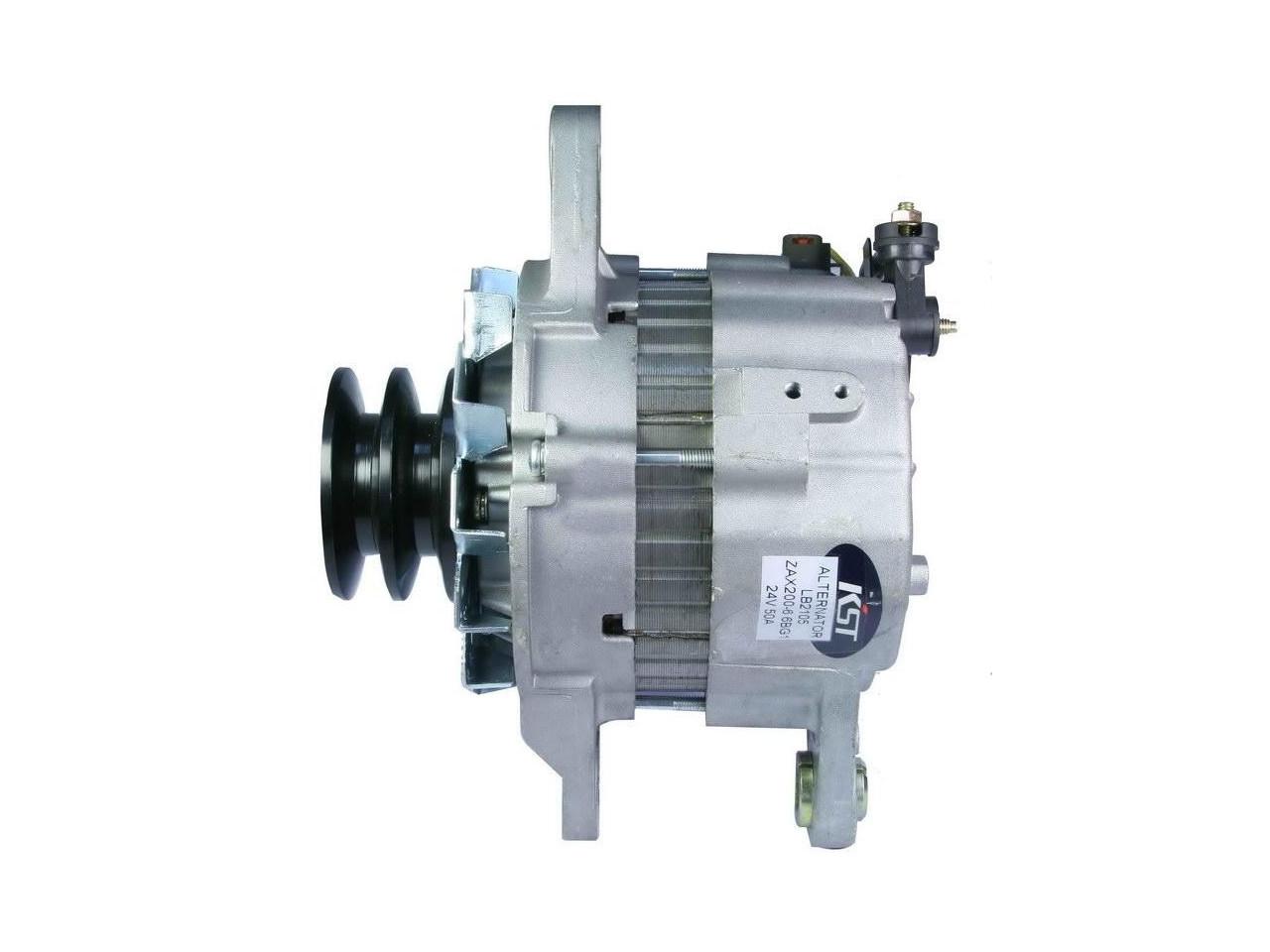 Генератор переменного тока ZAX200-6