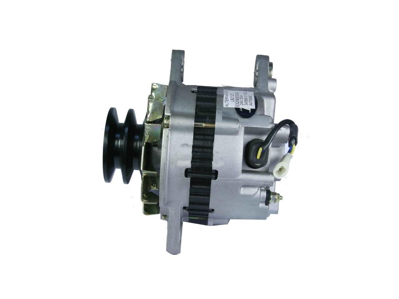 Генератор переменного тока 34368-01100/A4T6686