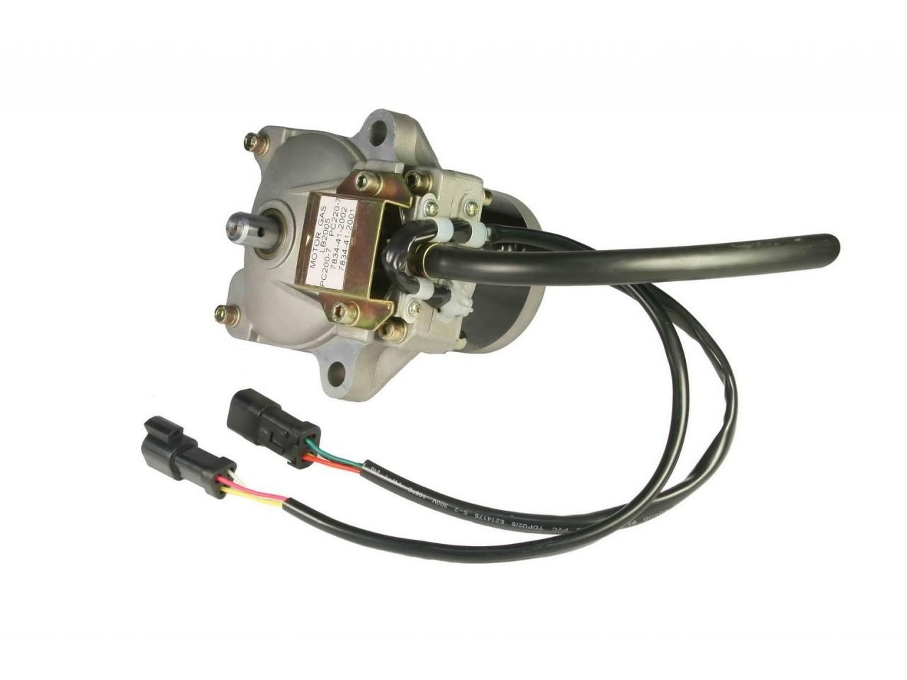 Мотор в сборе 7834-41-2002/7834-41-2001